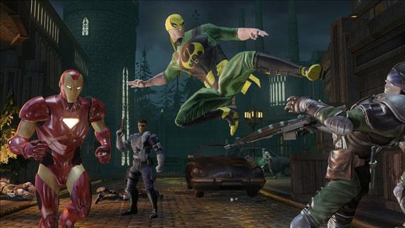 Marvel Ultimate Aliance 2