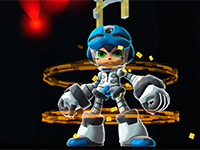 Mighty No. 9 Has Some Sweet Combo On Combo Action For Us