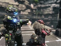Why Not Have A Look At How The Other Half Of Titanfall 2 Lives