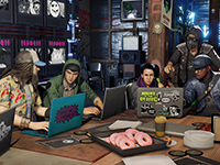 Watch Dogs 2 Gets The Band Together For A Fun Looking Story