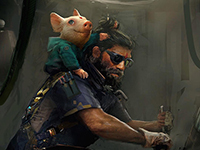 A New Image Has Popped Up And With It Speculation For Beyond Good & Evil 2
