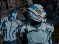 New Mass Effect: Andromeda Gameplay Shows Us Just What Our Mission Is