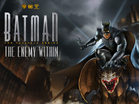Review � Batman: The Enemy Within � The Enigma