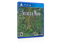Secret Of Mana Will Be Going Physical In A Limited Way