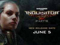 Warhammer 40,000: Inquisitor � Martyr Has Been Delayed