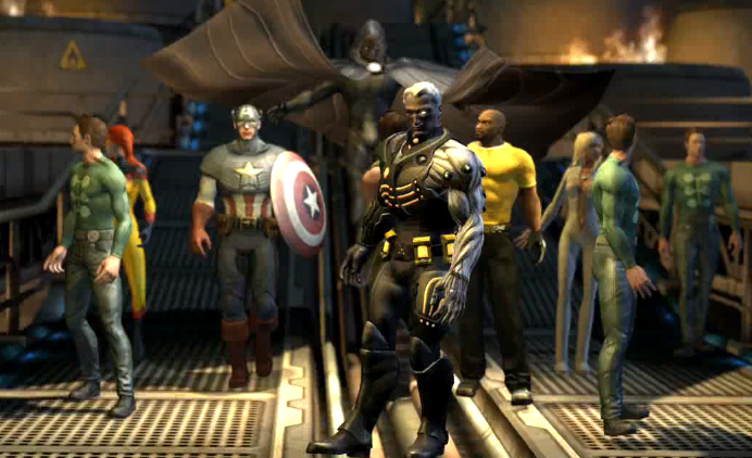 Marvel Ultimate Alliance 2 Android Apk Iso Download For Free