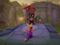 Revisit The Idol Springs That Are Coming Back For The Spyro Reignited Trilogy