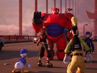 Have A Little More Of A Look At How Big Hero 6 Will Invade Kingdom Hearts III