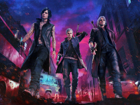 Jackpot! As We Have More Gameplay For Devil May Cry 5 Here